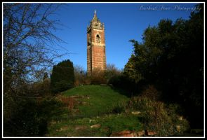 Cabot Tower by DarkestFear