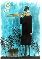 Lonely giant by crazygrin