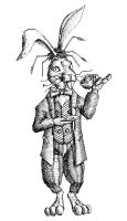 March Hare by Devi-Art