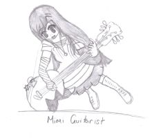 Mimi Guitarist by crystalheartgirl