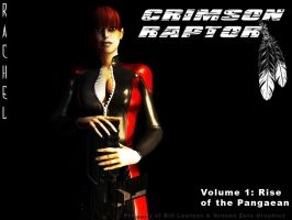 Crimson Raptor - Rachel 1024 by Lawlesstwo