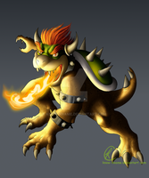 Bowser by Know-Kname