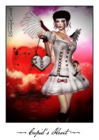 Cupids Heart by brandydeshea