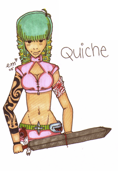 Quiche by Flazzle-Dazzle