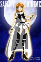 Sailor Orihime by TheLadyAthena