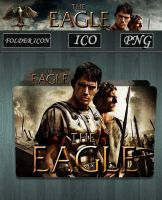 The Eagle (2011) folder icon by Zsotti60