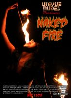 Naked Fire poster by UniqueNudes