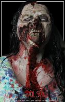 MAKE UP FX BY MORTH MIER by LAUTREAMONTS