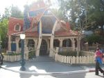 One of the buildings in toon town by PrincessCarol