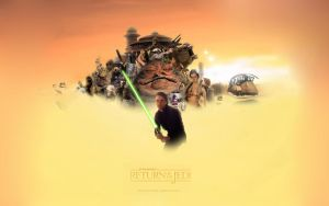 Rescue From Jabba's Palace by 1darthvader