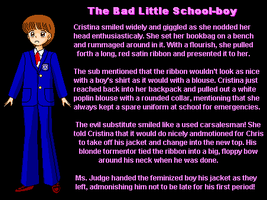 The Bad Little School-boy +011 by SissyDemi