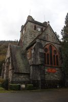 St Mary's Church - Betws-y-Coed by Terror-Inferno