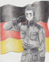 Hetalia: Germany by AOEmpires