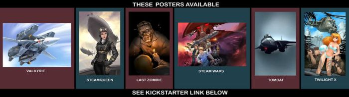 Poster ADD ONS! by joewight