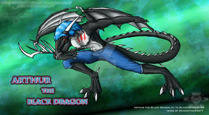 :Request: BlackDragonAJ89 by Aniseth-LightWing