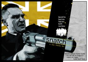 snatch poster by adivasiliu