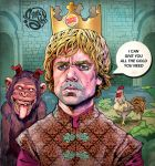 King Tyrion by ismaComics