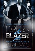 Dress and Blazer Affair Layout by GFXbyDredesignz