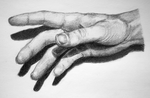 Hand and Shadow by PMucks
