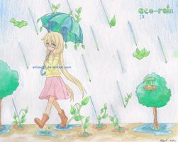 Eco-Rain by Kachanx23