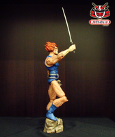 ThunderCats : Lion - O : 03 by wongjoe82