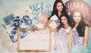 Nina Dobrev by xrecherche
