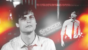 Spencer Reid in season 6 by Anthony258