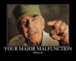 Ermey Motivational Poster by MastaPepsi