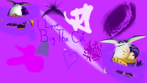 I Love Big The Cat by SofiaPokemon