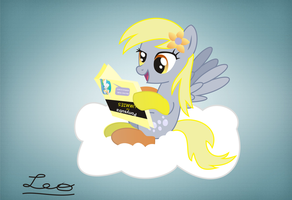 Derpy learn... by leopurofriki