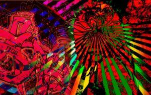 Psychedelic by Hydrolyphics