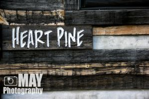 Heart Pine by Askingtoattackmeghan