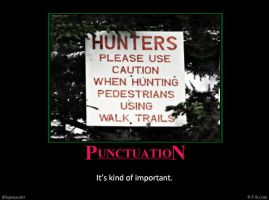 Punctuation #2 by PopeyeTheoB