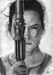 Rey by WeskerGray
