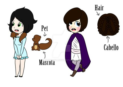 Human adoptables OPTA #1 (2/2 open) by cuppaint