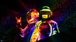Daft Punk - Wallpaper by timdw