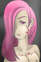 Mlp~ Pinkamena (Gijinka) by mary10ja