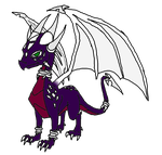 Cynder Arrancar Form by DarkAngelAW1986