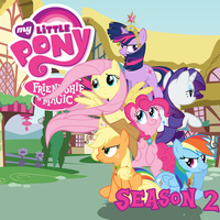 My Little Pony Season 2 iTunes Cover by DrZurnPhD