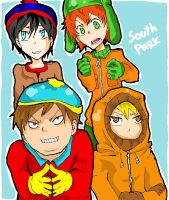 South Park oekaki by nyuhatter