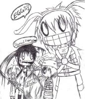 HGL in: An Easter Egg Hunt by Chibi-the-small