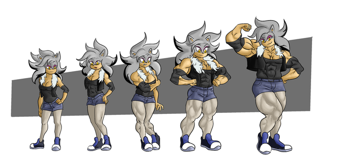 Syn The Headgehog Commission by NeroScottKennedy