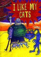 I Like My Cats by kjas