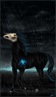 Stand in the Rain by Seadraz