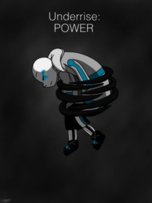 Underrise: POWER Comic Cover by Ask-Bluestar14