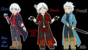 Devil May Cry by brotherhood1364