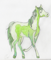 Try for Drawing Auction Kelpie 1 by SierraSweet