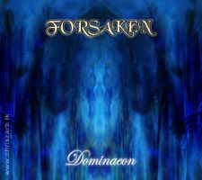 Forsaken - Domineon (alt Cover) by criszart