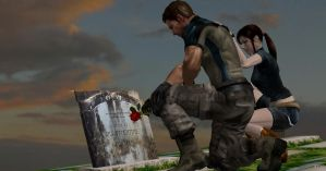 I miss you so much Jill... by Mister-Valentine