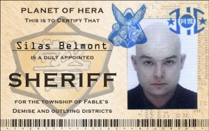 ID Badge 1 by Planetspectra